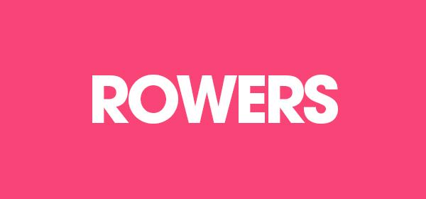 VIVA Fitness - Rowers