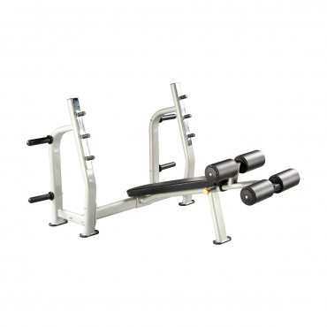 HS027 Olympic Decline Bench Press